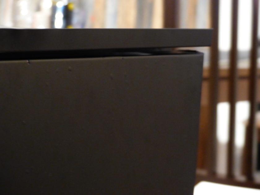 Kühlschrank selbstgezapft selber bauen Folie Zapfanlage Guinness Schwarz